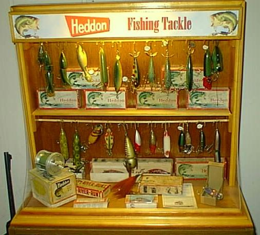 About the author for Fishing lure display