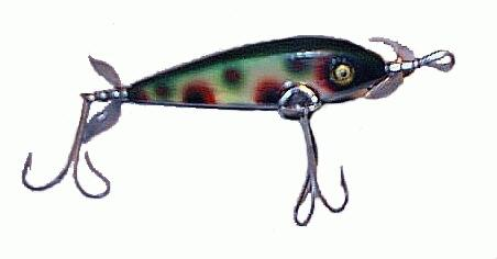 Heddon Dummy Double