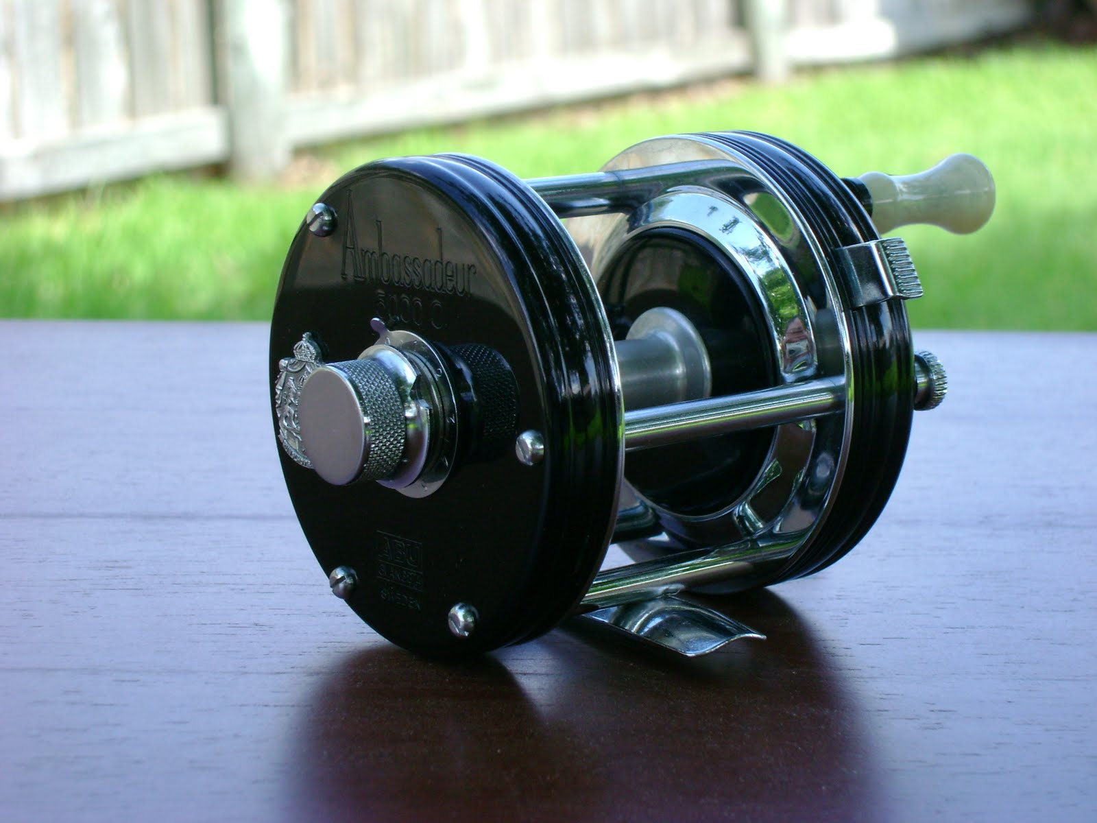 Fred's Clic ABU Reel Information on