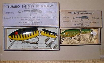 L&S plastic Shiner Minnows