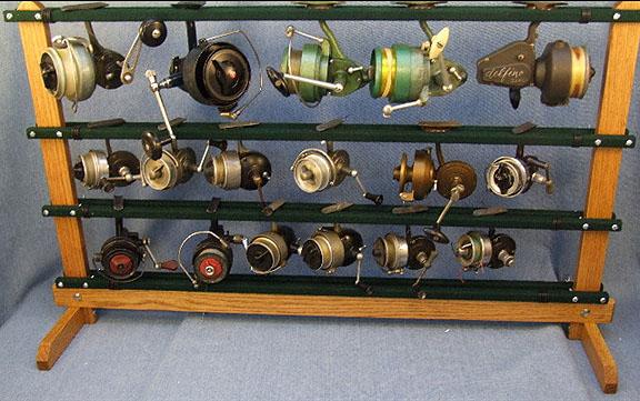 Collector Fishing Tackle Displays
