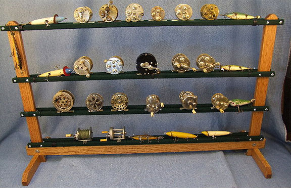 Fishing Reel Display