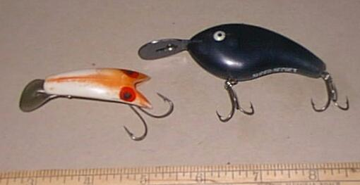 Unknown lures